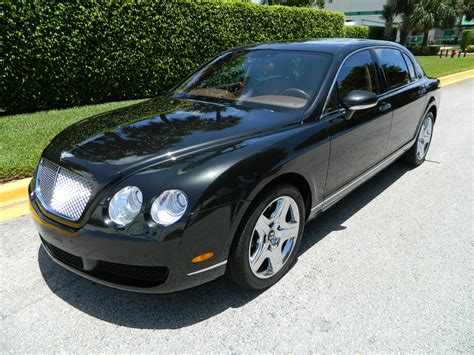 2006 bentley flying spur interior image gallery 06 bentley
