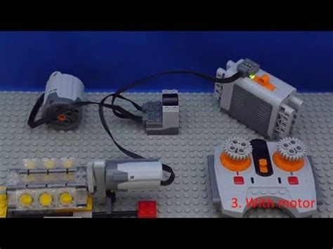 lego rc tutorial lego technic power function videolike