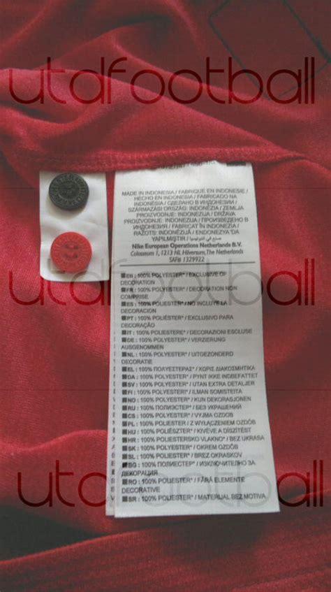 New Kancing Kancing Baju Original jersey olahraga baju sport