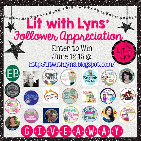 This Is Lit Giveaway by The Daring Lit With Lyns Giveaway