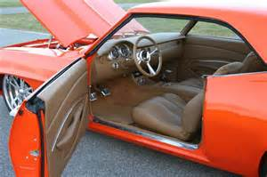 whidby s 1969 camaro custom leather interior