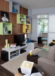 Sofa Para Sala 65 Salas De Tv Pequenas Decoradas Para Voc 234 Se Inspirar