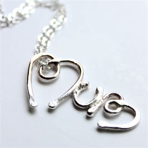 Silverchilli Jewellery Fair Trade Loveliness by La Jewellery Fair Trade Mums The Word Recycled Silver