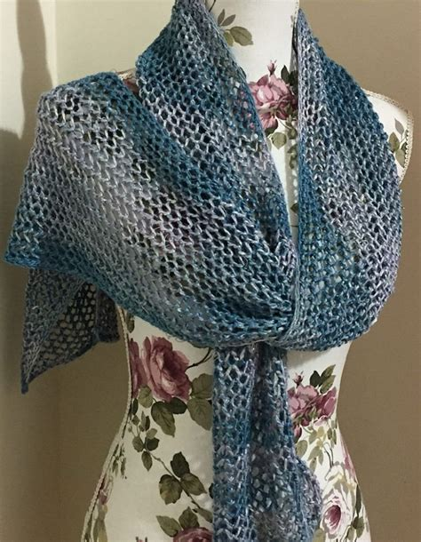 pin by melanie cbell on lace scarf knitting patterns free knitting pattern for one row repeat lace scarf