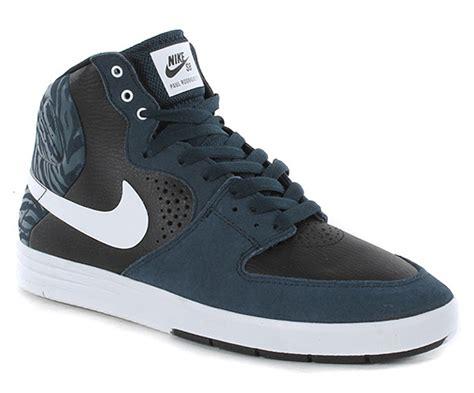 Nike Paul Rodriguez Bw nike sb paul rodriguez 7 high armory navy black