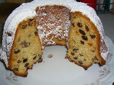 kuchen mit zitronat rosinen guglhupf rezept mit bild wasndas chefkoch de