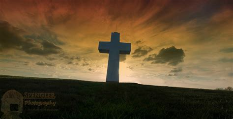 Bald Knob Cross by Adventures Of Spengler Photography Visiting The Shawnee