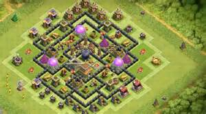 Town hall 8 farming base anti everything th8 farming base anti