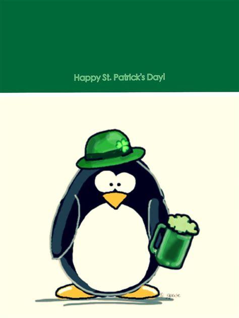 s day penguin happy st s day penguin penguins