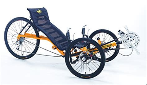 Most Comfortable Recumbent Bike by Recumbent Tricycles The Most Comfortable Three Wheel Bikes