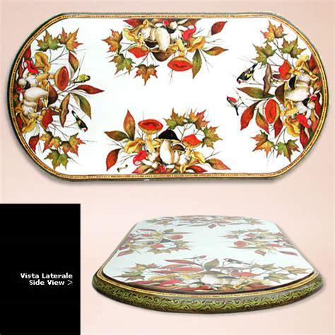 tavoli ceramica tavoli in ceramica da giardino ovali ceramiche leoncini