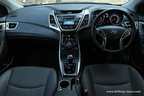 hyundai elantra 2015 interior 2015 hyundai elantra facelift test drive review