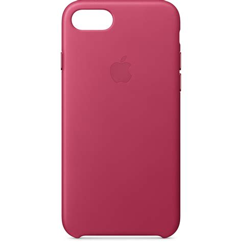 iphone 8 b apple iphone 8 7 leather pink fuchsia mqhg2zm a b h photo