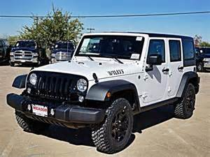 Jeep Wrangler Unlimited Willys 2015 Jeep Wrangler Unlimited Willys