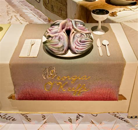 judy chicago the dinner 1979 country pride