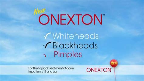 onexton commercial actresses commercial acne onexton