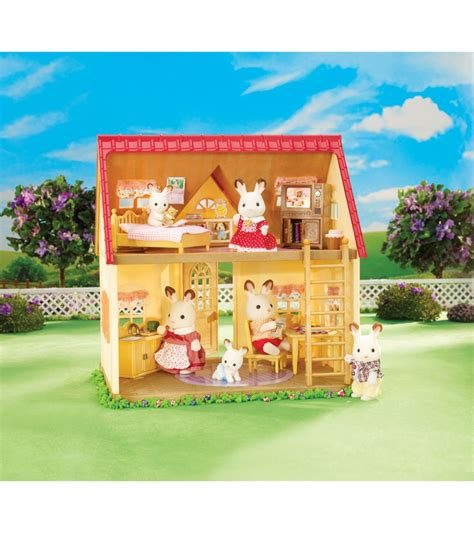 calico critter cozy cottage calico critters cozy cottage