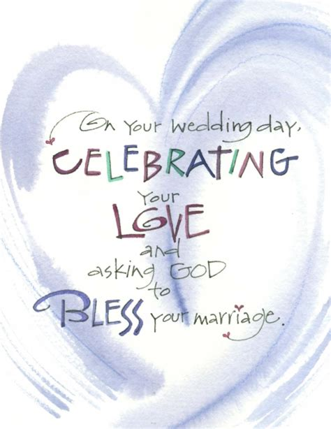 wedding blessing for wedding wedding blessing greeting card with message