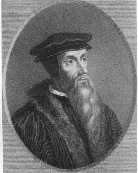 john calvin scholar of grace continuing reformation