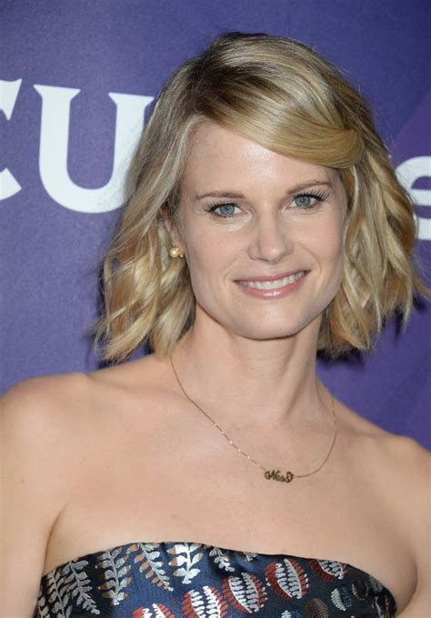 what is joelle carter face shape joelle carter nbcuniversal summer press day in beverly