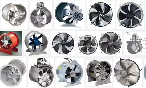 centrifugal fan vs axial fan what are the differences between centrifugal and axial fan