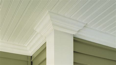 beadboard insulation porch ceiling certainteed