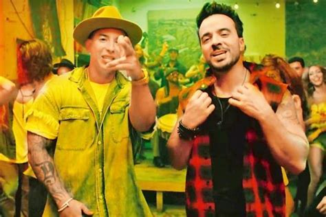 despacito presiden luis fonsi and daddy yankee disapprove of venezuelan