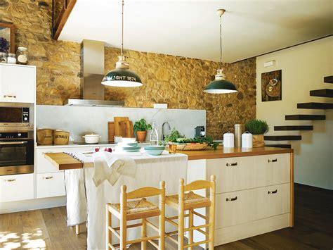 como decorar una cocina bonita islas de cocina pr 225 cticas y bonitas