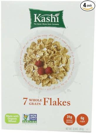 7 whole grain flakes kashi 7 whole grain flakes 12 6 ounce boxes pack of 4