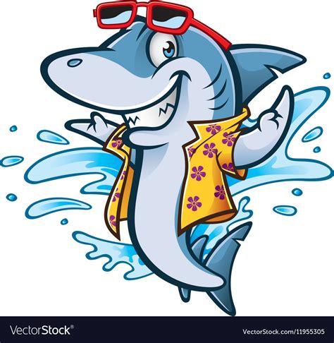 vector stock images shark royalty free vector image vectorstock