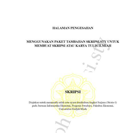 skripsi akuntansi audit internal contoh judul skripsi sarjana ekonomi akuntansi contoh win