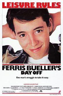 s day wiki ferris bueller s day