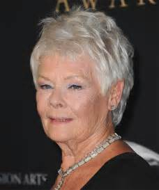 how to cut judi dench hair judy dench hairstyles short hairstyle 2013