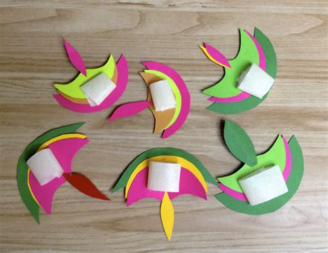 Paper Craft For Diwali - craft diwali s6 creative me