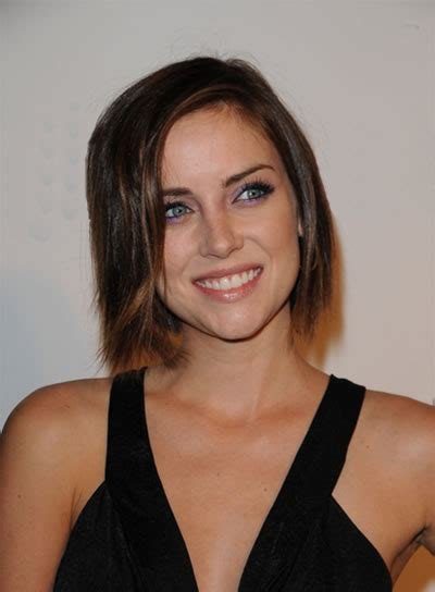 haircuts for thin hair brunette short blunt hairstyles for fine hair beauty riot