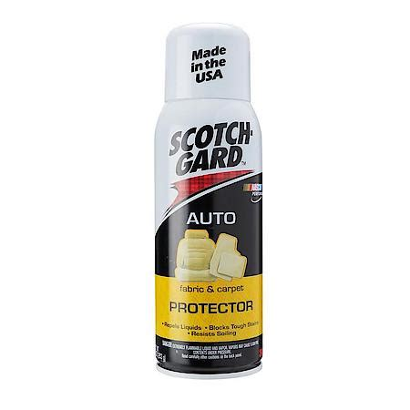 scotchgard car upholstery 3m 10 oz scotchgard auto fabric and carpet spray protector