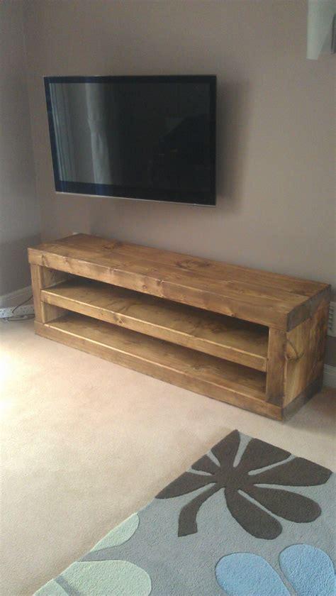 Solid Wood Handmade Furniture - 15 ideas of handmade tv unit