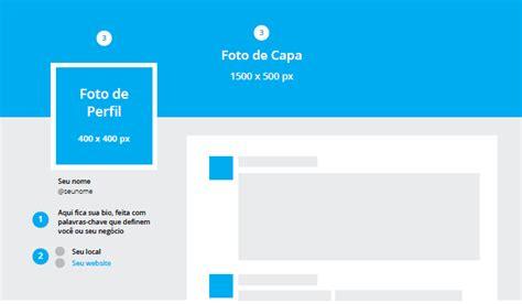 imagenes para perfil twitter como criar um perfil no twitter para sua empresa
