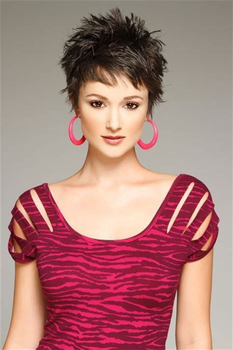 cute short spiky bobs 309 best images about shaggy hairstyles on pinterest