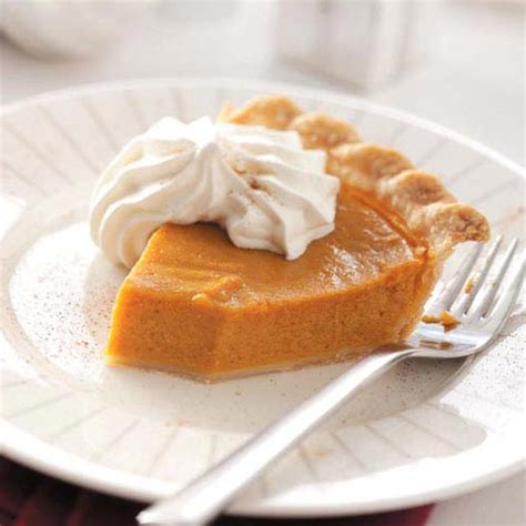 cinnamon pumpkin pie recipe taste of home
