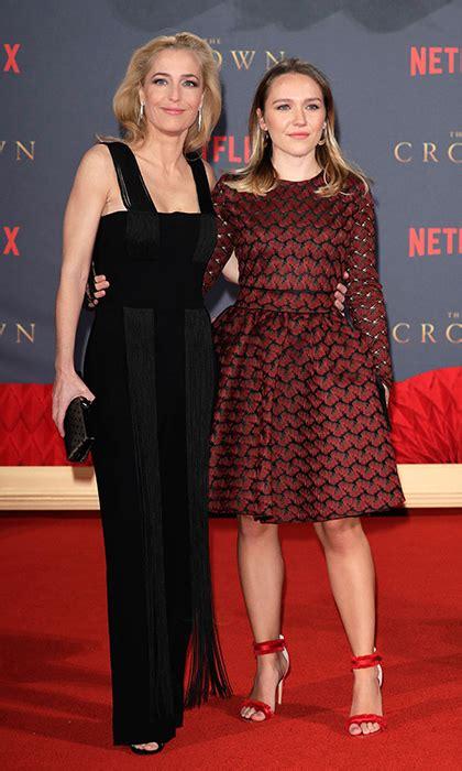 piper maru anderson klotz celebrity mother daughter look alikes hello us