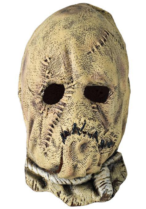 child scarecrow mask halloween costume ideas