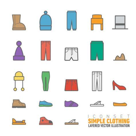 Kaos Tshirt Team Vir We Sock simple clothing icons pack vector free