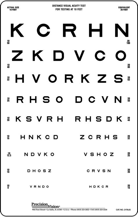 printable sloan eye chart linear spaced translucent sloan vision chart precision