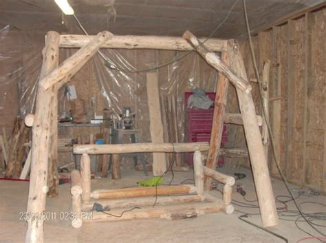 log swing set plans log swing by knapp1189 lumberjocks com woodworking