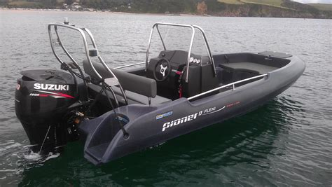 pioneer work boats pioner 17 flexi osm boats