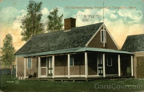 Tyngsboro Post Office by Garrison House Genoa Club Tyngsboro Ma
