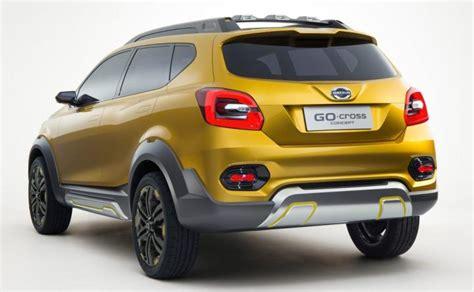 Spare Part Datsun Go tokyo motor show datsun go cross concept unveiled team bhp