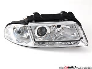 ecs news audi b5 s4 valeo xenon headlight set