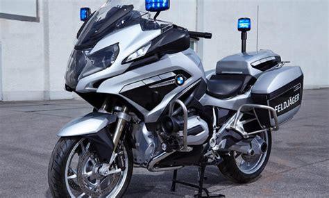 Motorrad Bmw Polizei by Bmw Polizeifahrzeuge Motorr 228 Der Autozeitung De
